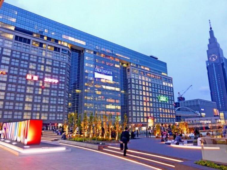 【書店】Books Kinokuniya Tokyoまで1150m