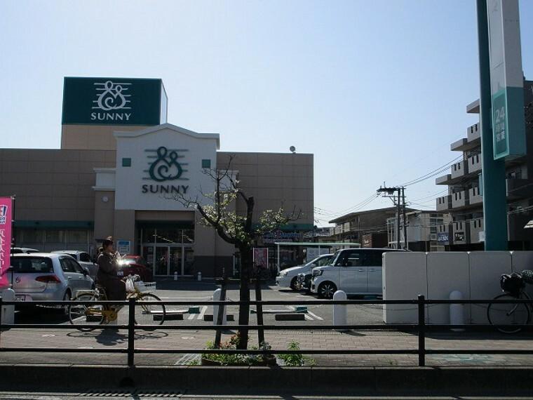 スーパー 【スーパー】サニー金山店まで367m