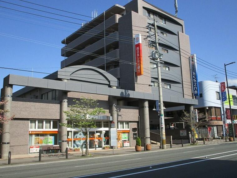 銀行 【銀行】西日本シティ銀行七隈支店まで610m