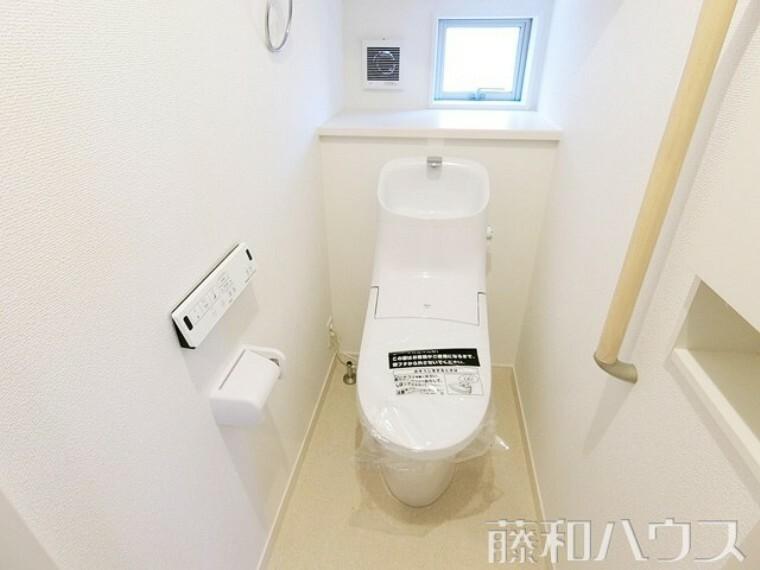 トイレ 3号棟 トイレ 【北名古屋市熊之庄十二社】