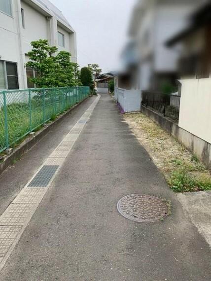 現況写真 <2020/5/15撮影>前面道路