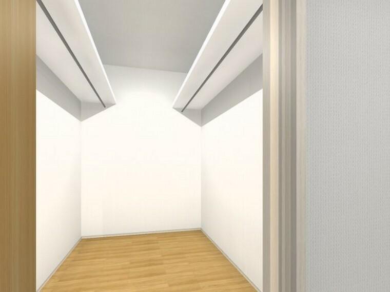 完成予想図(内観) 同社施工イメージ。 写真は実際とは異なる場合がございます。
