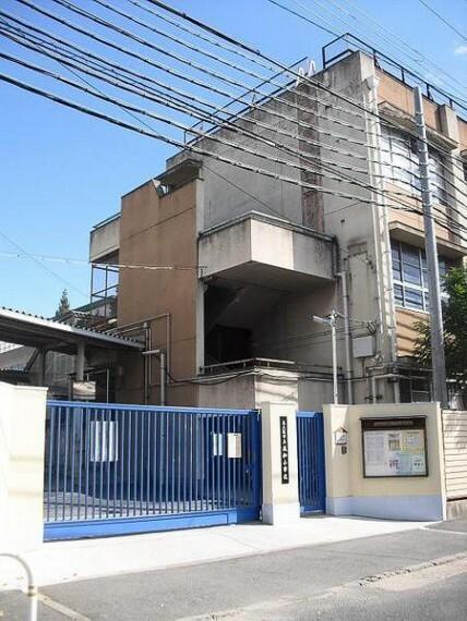 小学校 東大阪市立成和小学校