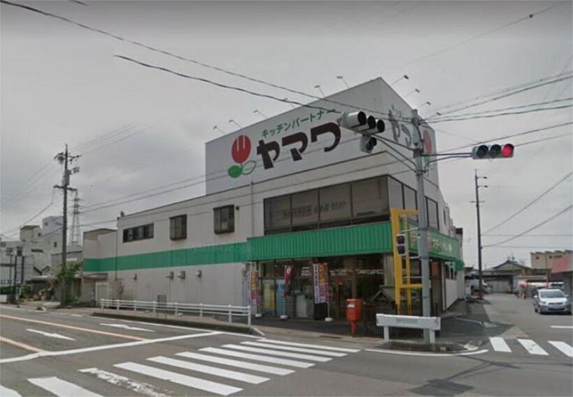 スーパー ショッピングセンター ヤマワ 本店