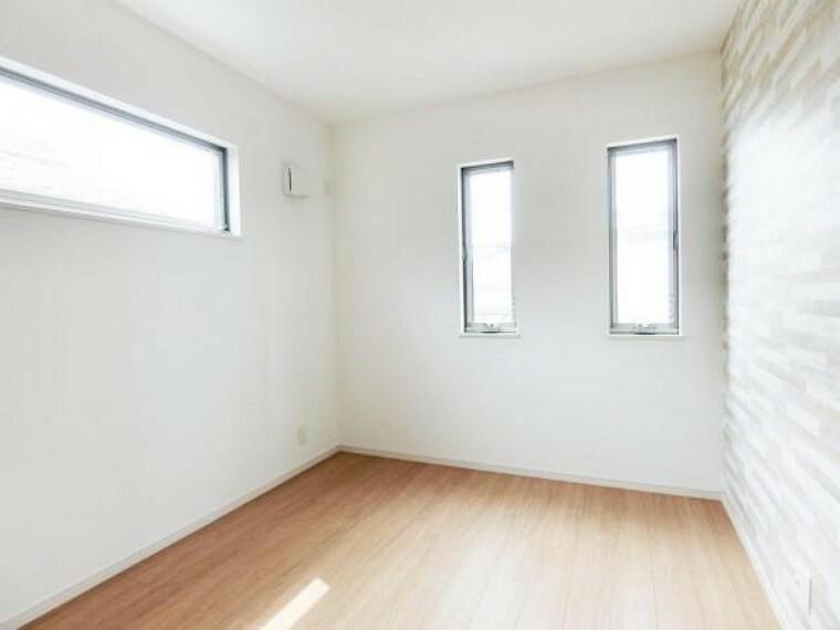 5.0帖の洋室は他と比べると小さいですが、お子様の一人部屋としては丁度良いサイズです。