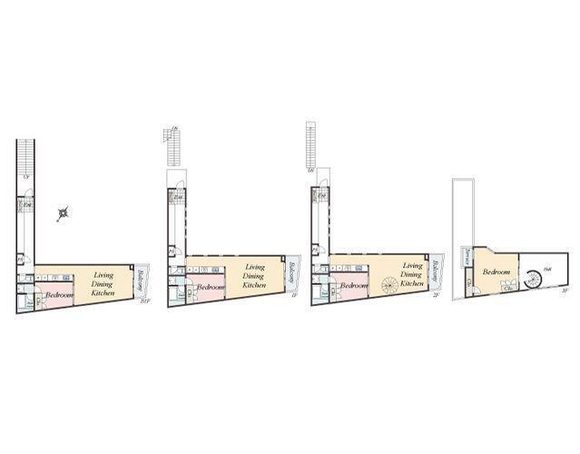 区画図 建物参考プラン参考間取図 諸条件等お気軽にご相談下さい。