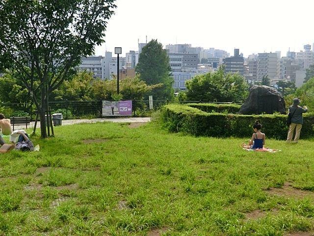 公園 西郷山公園 徒歩10分。