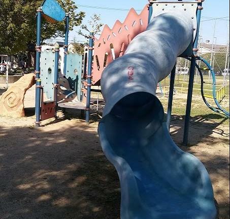 公園 【大池公園】 広場や遊具があるので、お子様も大喜び!!