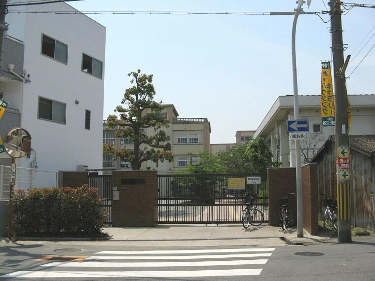 中学校 【中学校】大阪市立 茨田北中学校まで1176m