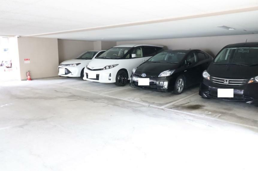駐車場 駐車場空きございます。