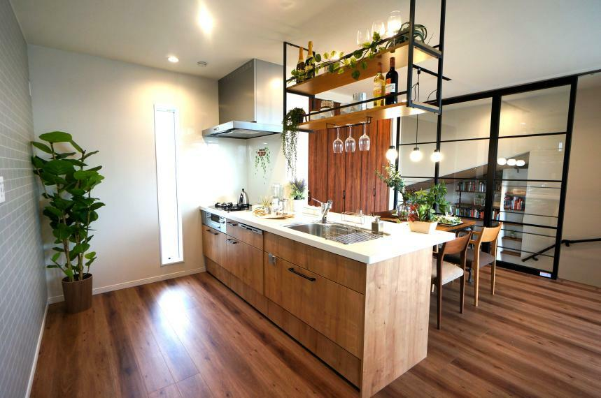 同仕様写真(内観) 施工例 キッチン