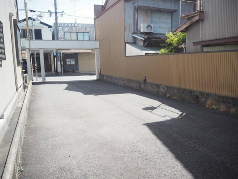 現況写真 交通アクセスはJR東海道線「磐田」駅徒歩約5分です。