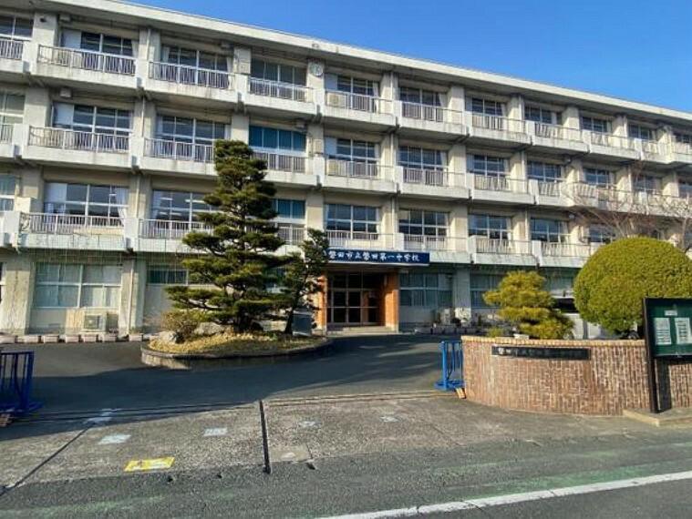 中学校 磐田市立第一中学校 徒歩13分(約1000m)