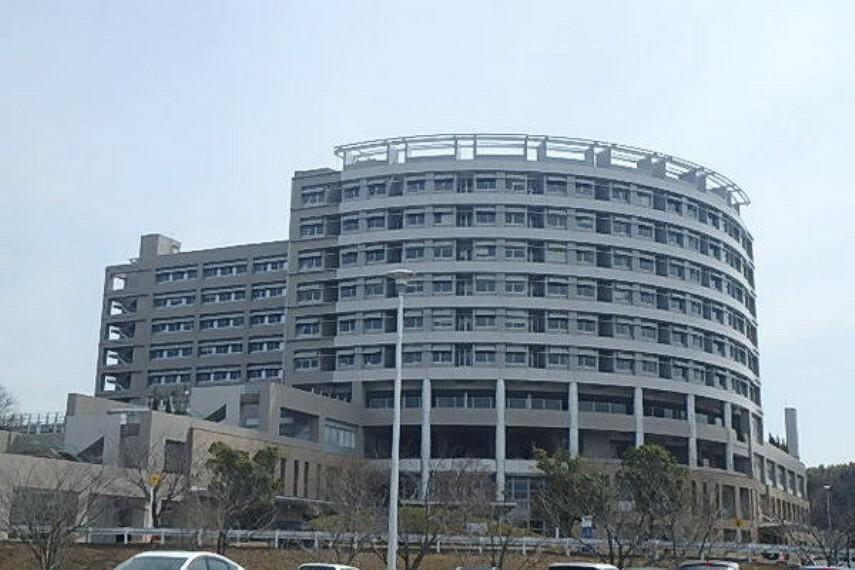 病院 国保直営総合病院君津中央病院