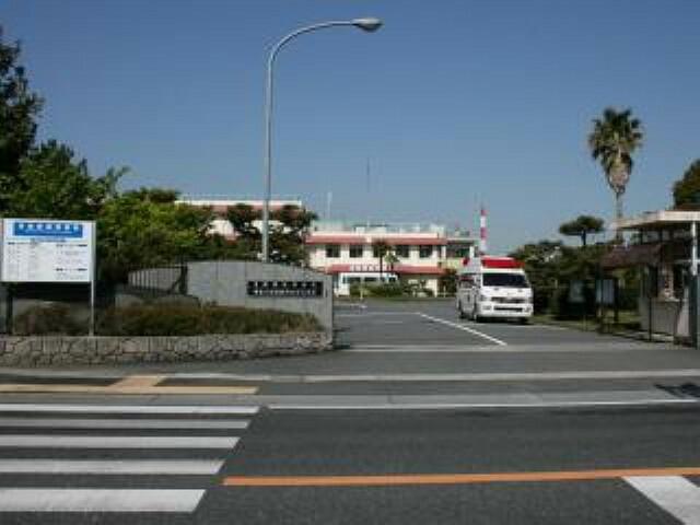 病院 【総合病院】自衛隊阪神病院まで1557m