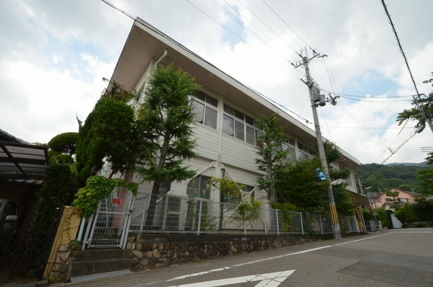 幼稚園・保育園 【幼稚園】宝塚武庫山幼稚園まで531m