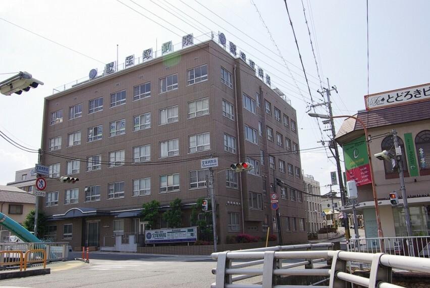 病院 【総合病院】宝塚病院まで825m