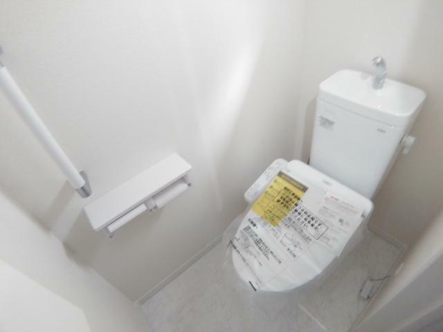 トイレ ウォシュレット機能付きトイレ