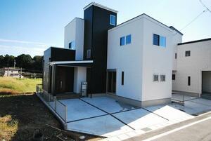 屋上庭園付き 福岡町IIの家 クレストンホーム