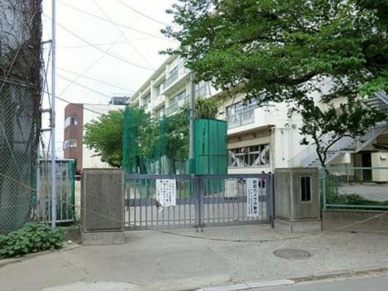 中学校 【中学校】町田市立町田第一中学校まで1279m