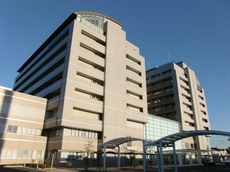 病院 【総合病院】町田市民病院まで296m