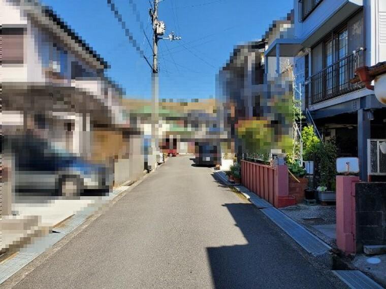 現況写真 西→東撮影