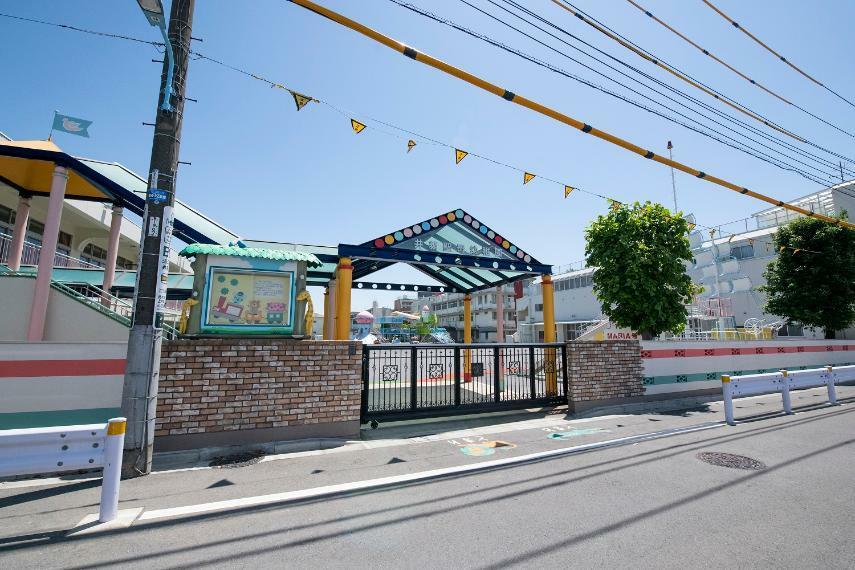 幼稚園・保育園 物件から約7分の井荻聖母幼稚園。