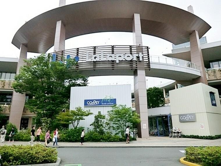 ショッピングセンター ららぽーと横浜