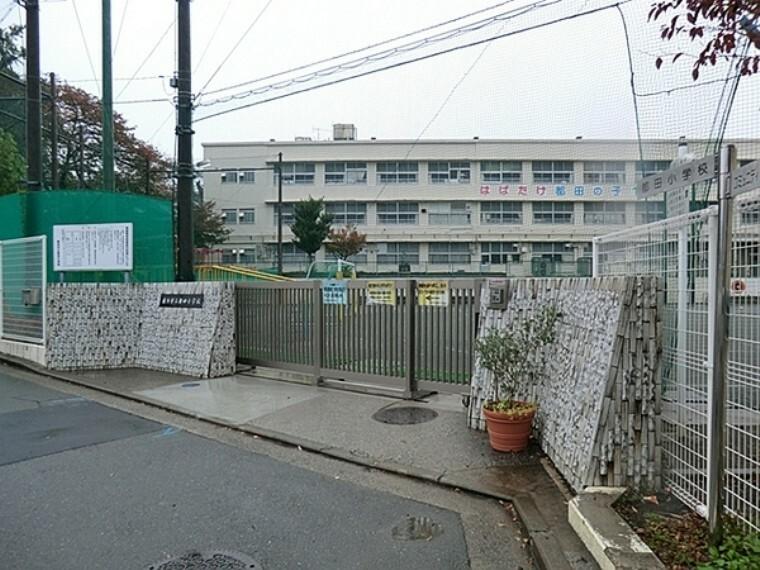 小学校 横浜市立都田小学校