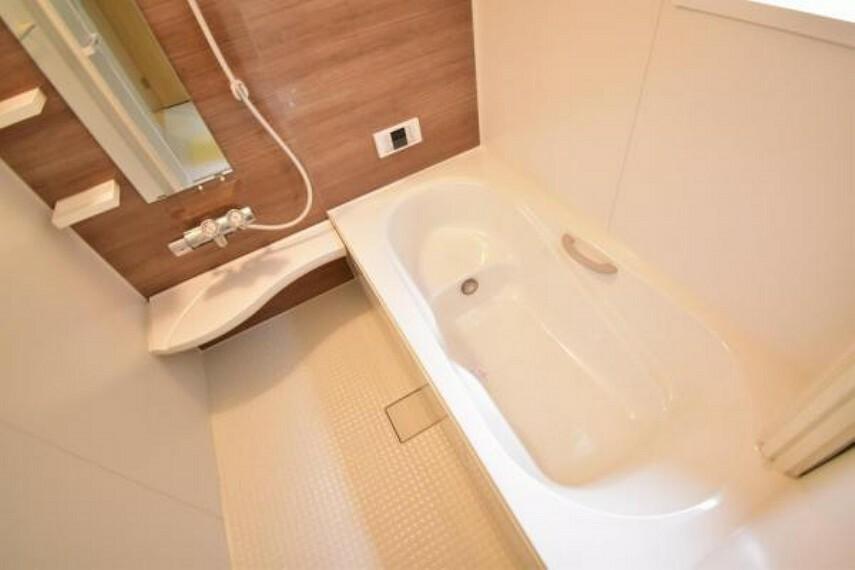 浴室 《浴室》1日の疲れを癒すバスルーム