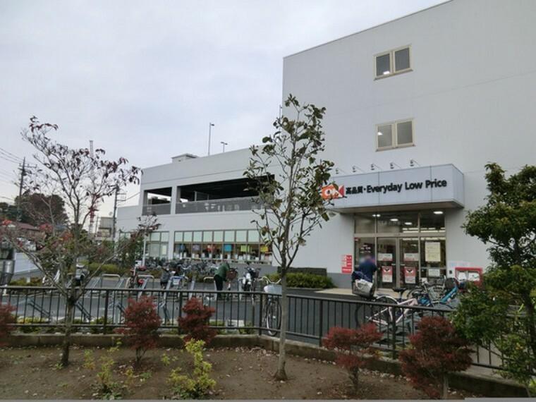 スーパー オーケー新吉田店 営業時間9時から21時30分 駐車場172台