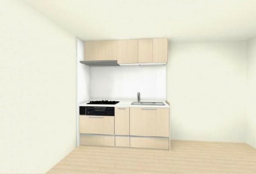 キッチン イメージ図