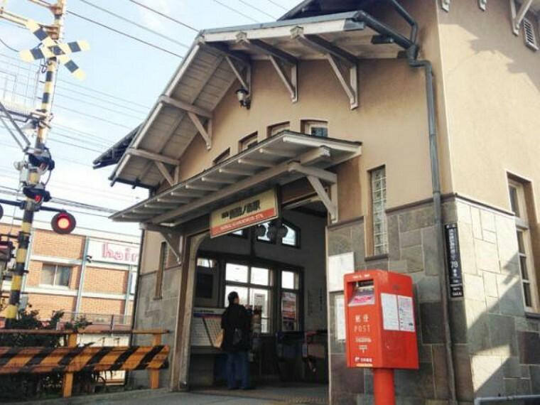 南海本線「諏訪ノ森駅」まで徒歩約7分(約560m)