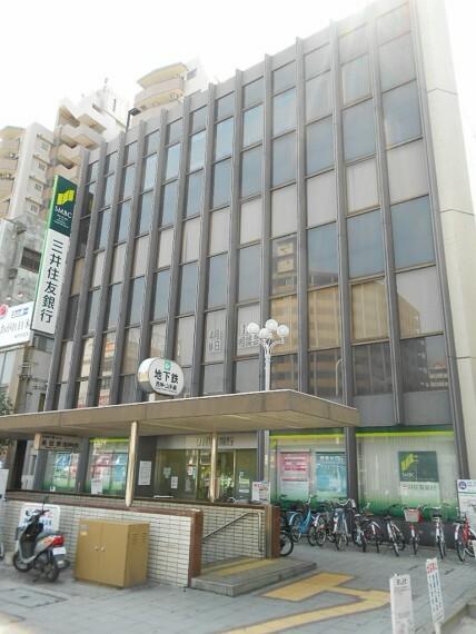 銀行 【銀行】三井住友銀行長田支店まで700m