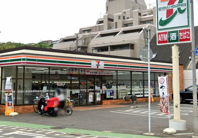 コンビニ 【コンビニエンスストア】セブンイレブン 福岡谷2丁目店まで417m