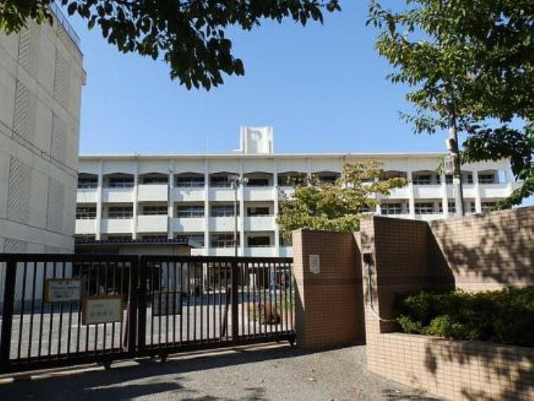 小学校 広島市立温品小学校