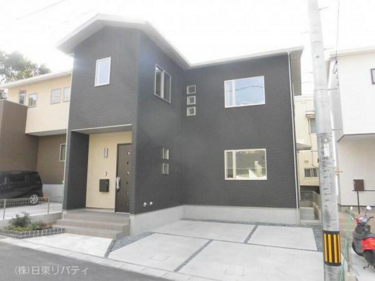 現況外観写真 家計に優しいオール電化住宅!!