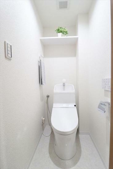 トイレ 完成イメージ