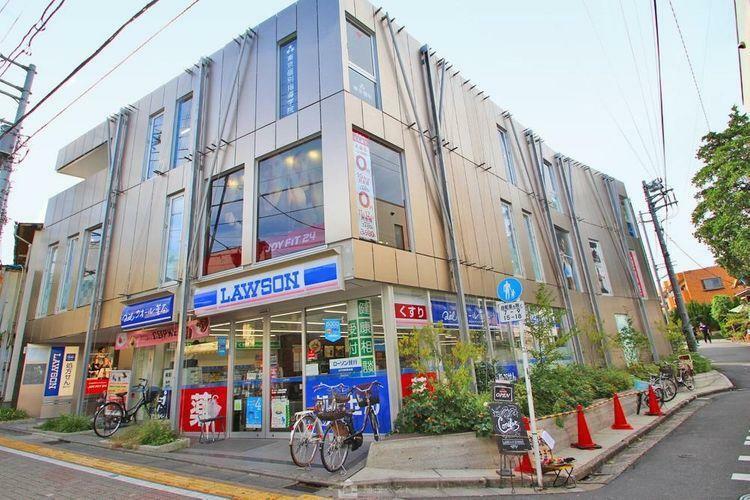 コンビニ ローソン久我山駅南店 徒歩4分。