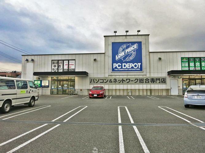 ホームセンター PCDEPOT三鷹店 徒歩26分。