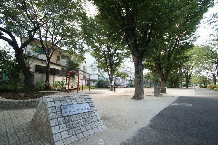 公園 久我山中央緑地 徒歩6分。