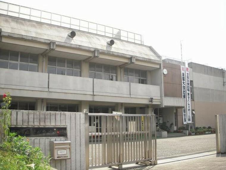 中学校 横浜市立緑が丘中学校1500m