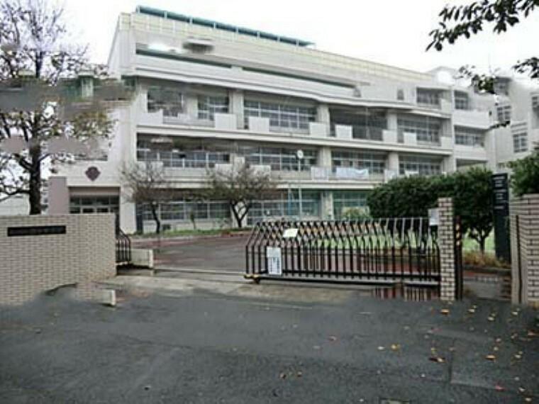 中学校 横浜市立錦台中学校