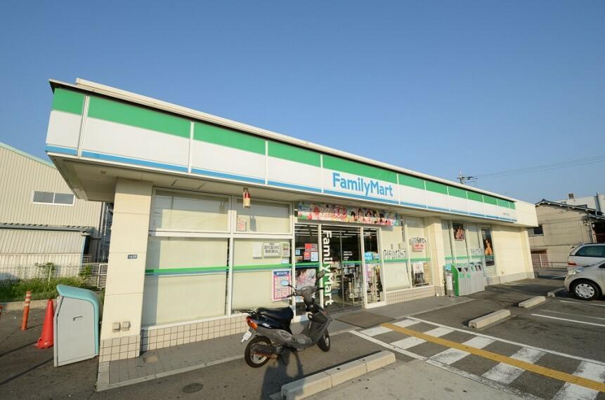 コンビニ 【コンビニエンスストア】ファミリーマート御所の前店まで1287m