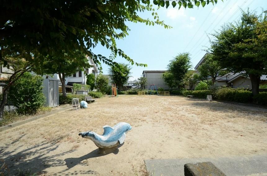 公園 【公園】安倉西第2公園まで743m