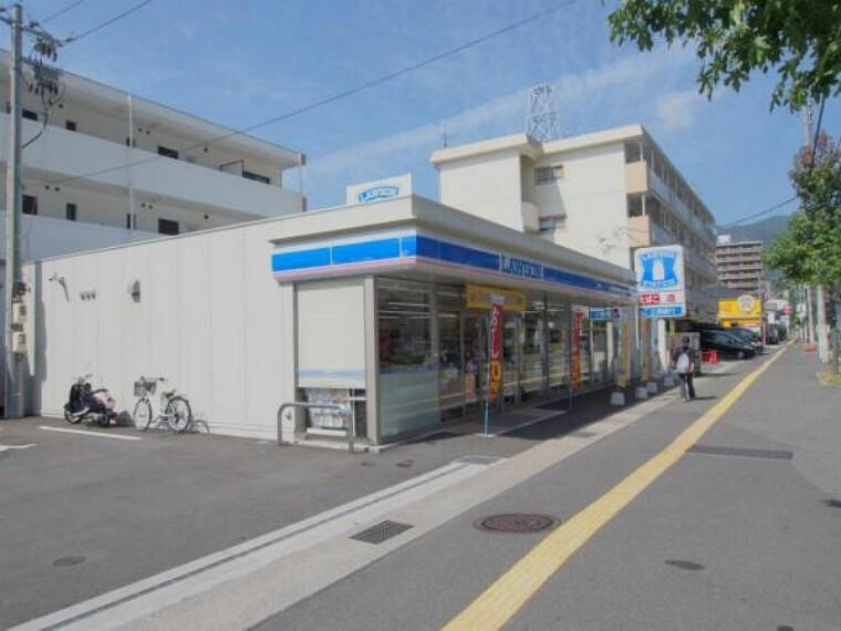 コンビニ ローソン 広島安東二丁目店