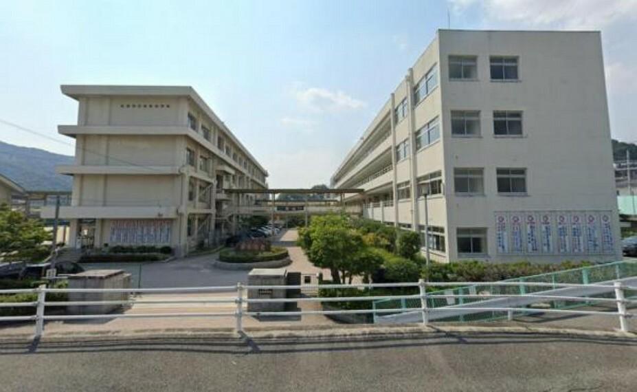 中学校 広島市立安佐中学校