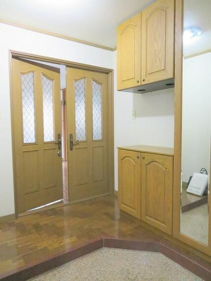玄関 2階玄関
