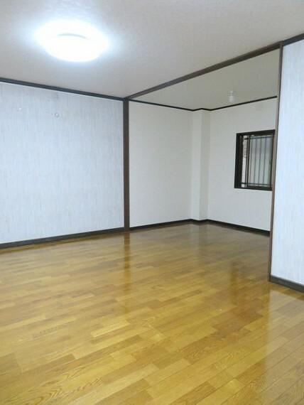 寝室 1階洋室