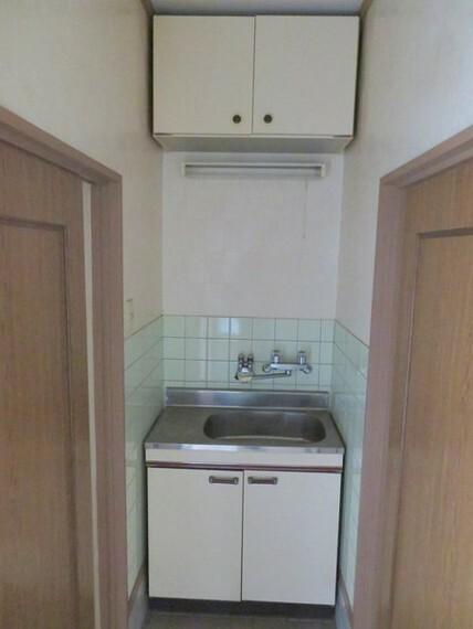 キッチン 3階ミニキッチン